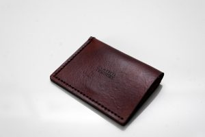 cardholder rust brown front 1
