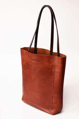 Long Shopper Brown