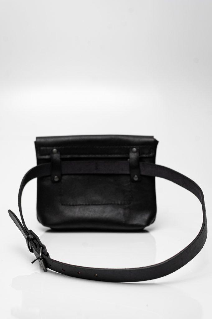 belt bag black