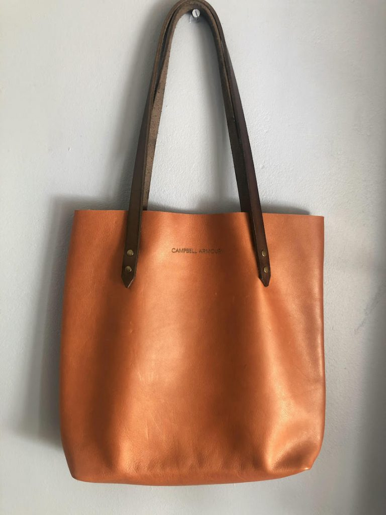 Totebag Hazelnut