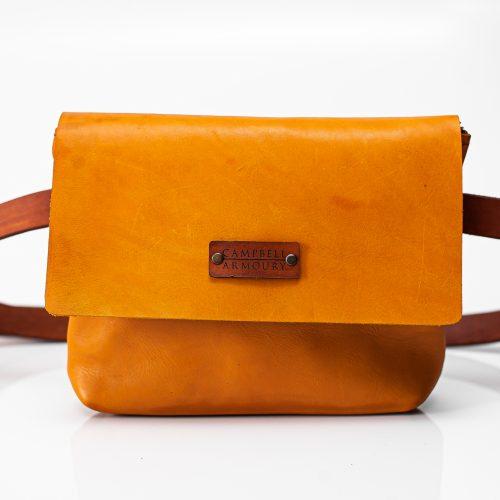 belt bag mustard