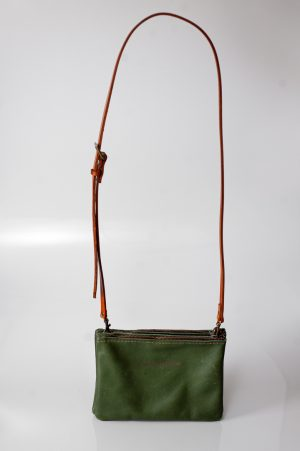 zip slingbag olive