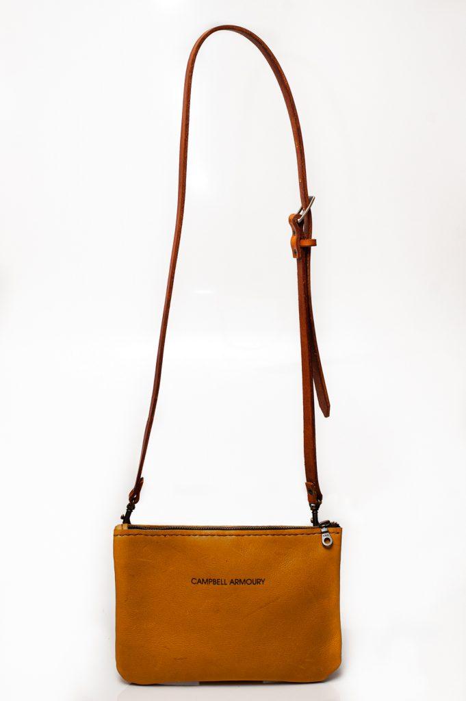 sling bag mustard